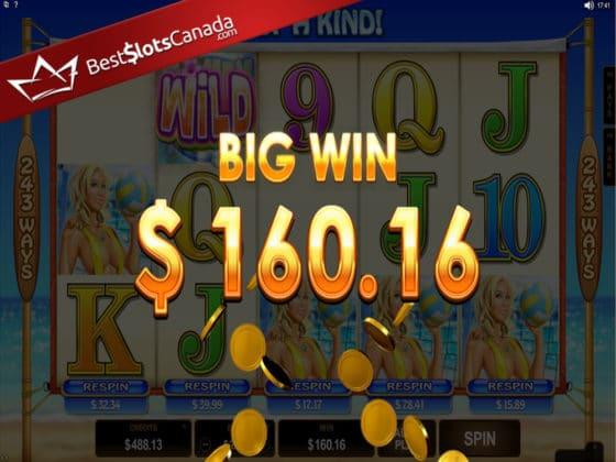Bikini Party Online Slot Big Win