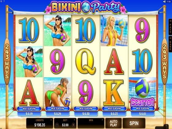 Bikini Party Online Slot