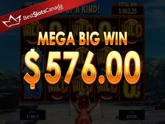Dragonz Online Slot Bonus Big WIn