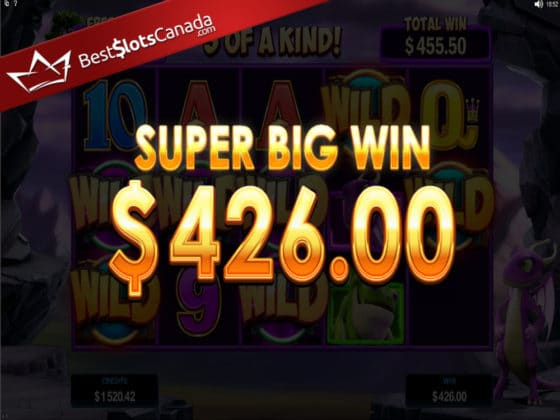 Dragonz Online Slot Switch Big Win