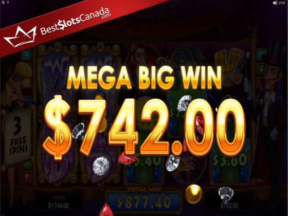 Rabbit in the Hat Online Slot Bonus Big Win